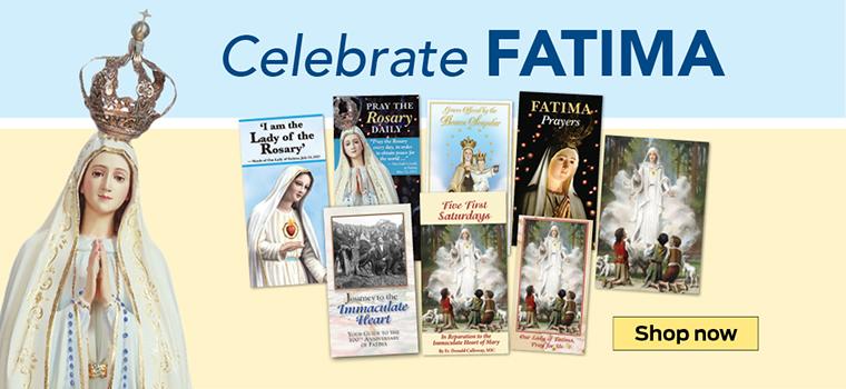 Celebrate Fatima  Shop now