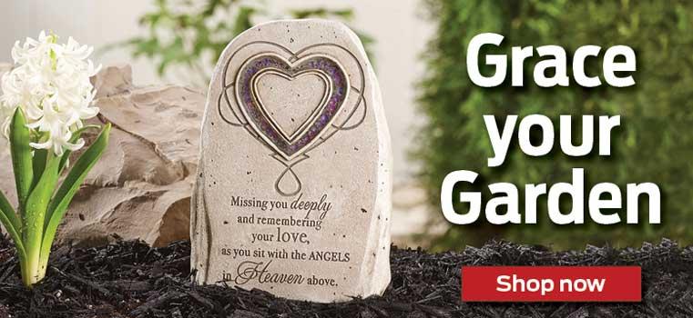 Grace your Garden  Shop Now
